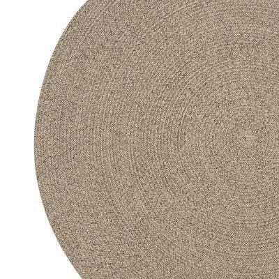 Hunter by Anne Svensson Ideal Rug Rugs Creamy rich / Ø120cm