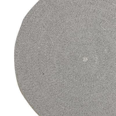 Hunter by Anne Svensson Ideal Rug Rugs Coffee gre / Ø120cm