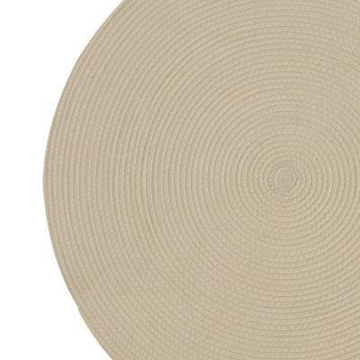 Hunter by Anne Svensson Ideal Rug Rugs Creamy moka / Ø120cm