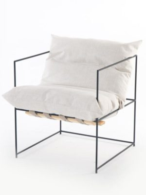 Relocation Wire Chair