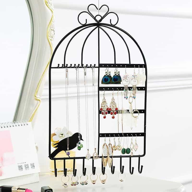 The Crystal Poem by Ingrid Jewelry Organizer Jewelry organizer Bird House