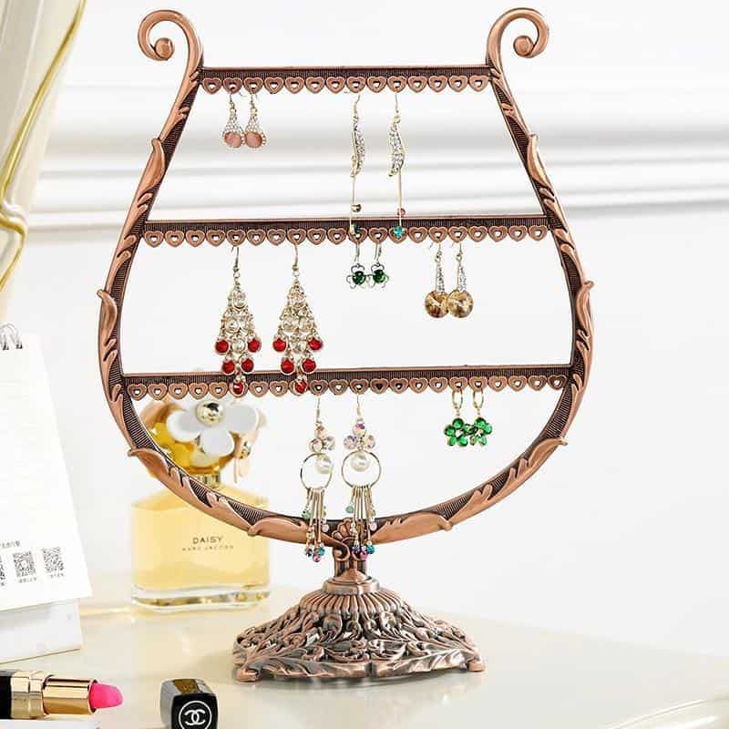 The Crystal Poem by Ingrid Jewelry Organizer Jewelry organizer Harp