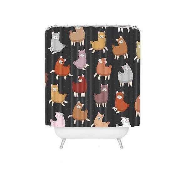 Sheep / Curtain