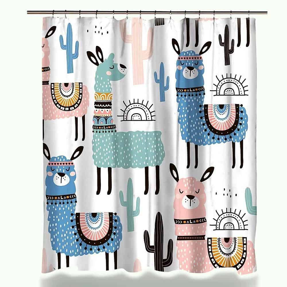 Alpaca / Curtain