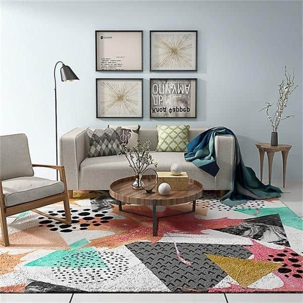 Alexis by Anne Svensson Rugs Majestic / 100x160cm