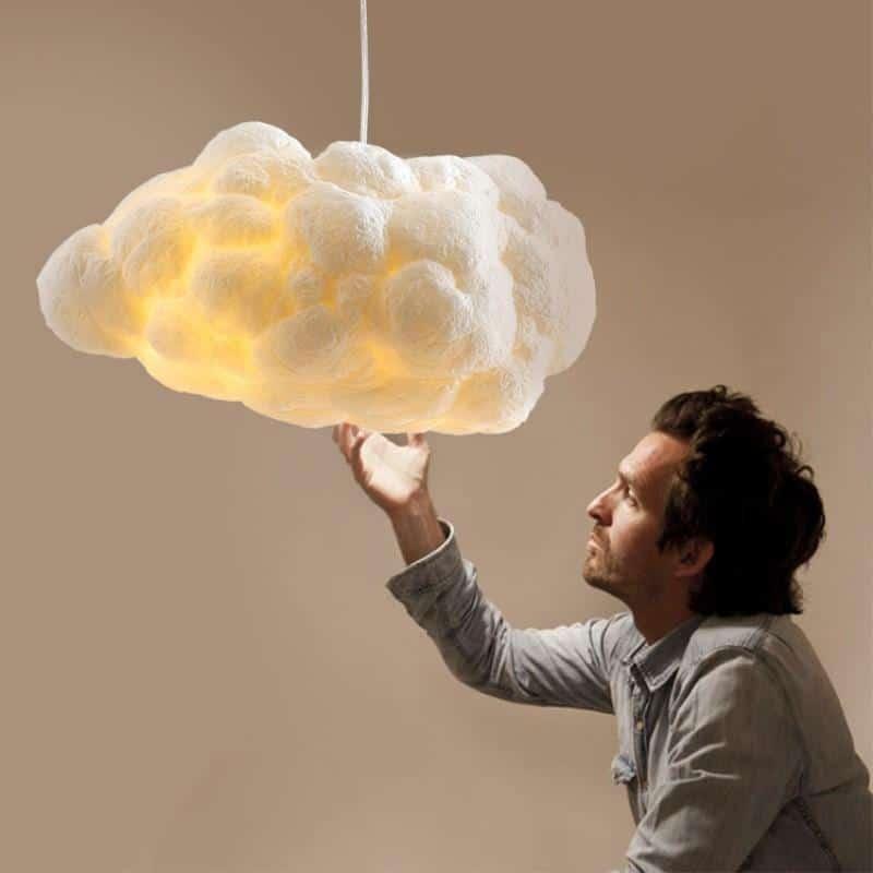 Rotterdam Sugar Cloud / Foam Pendant Light