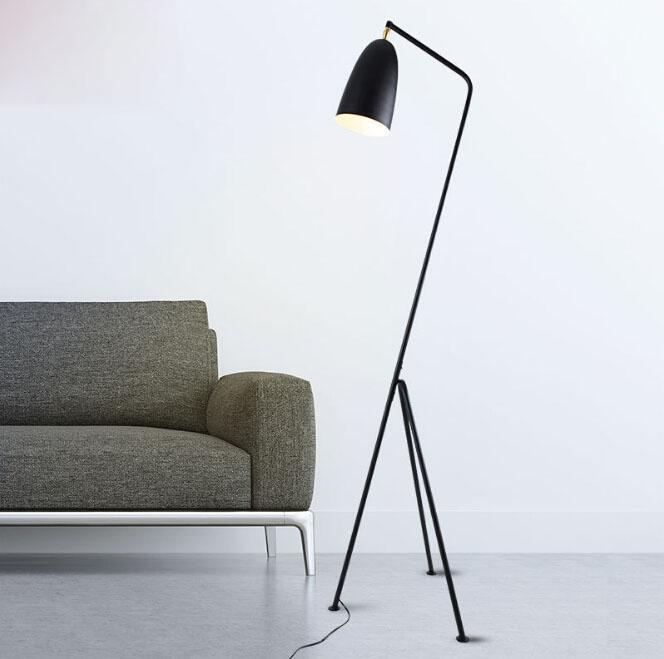 Rotterdam Triangle Floor Lamp