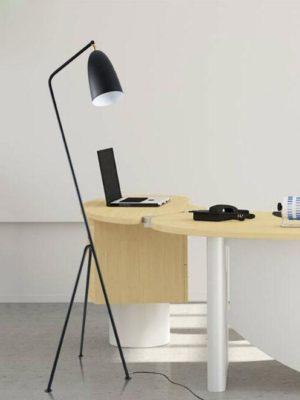 Rotterdam Triangle Floor Lamp