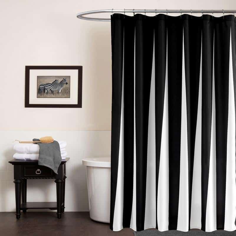 Dynamico For Luxe Shower Curtain unique and elegant Shower curtain