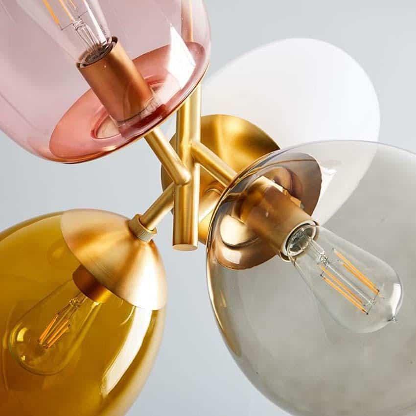 Crystal Soul Glass Lighting