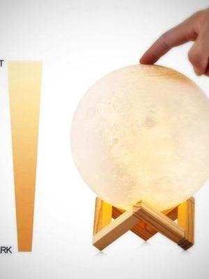 Moon & Mystery Table Lamp