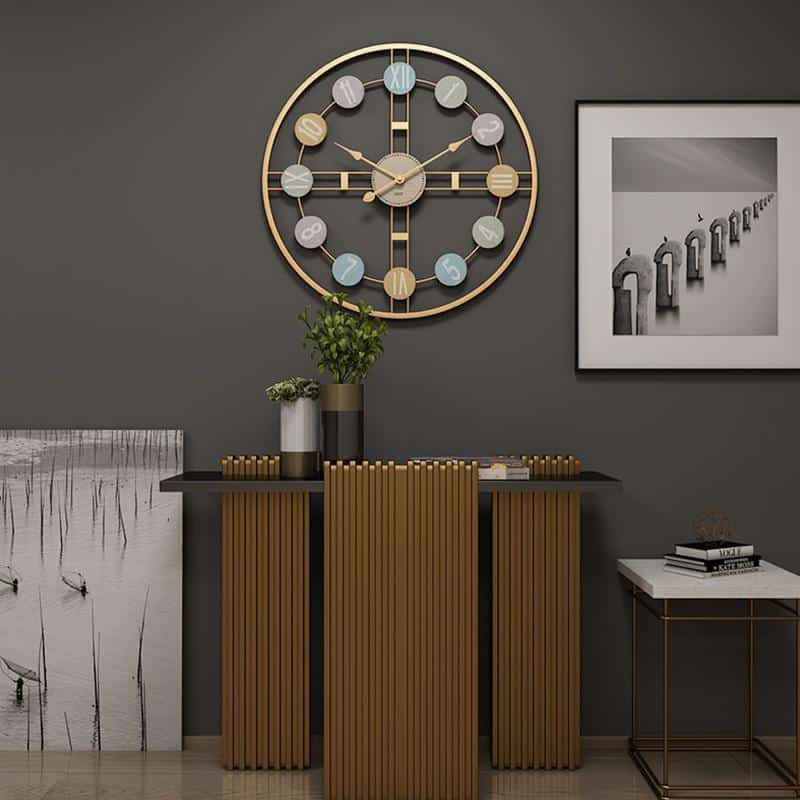Abstract Wall Clock by Ingrid unique and elegant Wall Clock