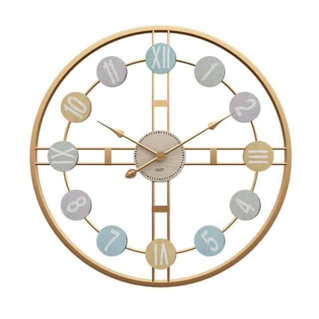 Abstract Wall Clock by Ingrid unique and elegant Wall Clock Abstract