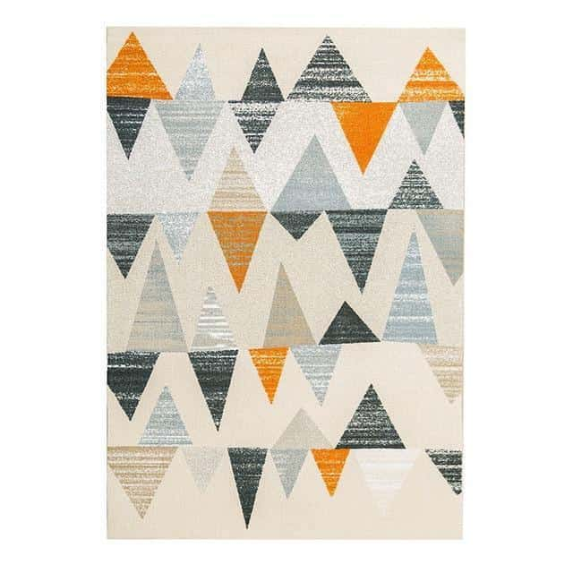 Thorbjörg Geometric Rug Rugs Happy triangle / 1400mm x 2000mm