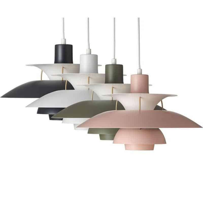 Space Shuttle Pendant Lighting