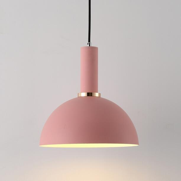 Ferryman Modern Pendant Light unique and elegant Pendant lighting Pink C