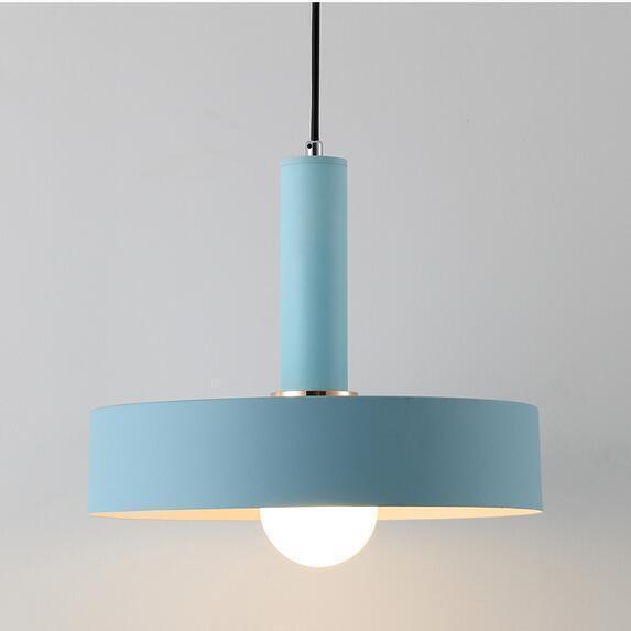 Ferryman Modern Pendant Light unique and elegant Pendant lighting Light blue D