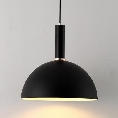 Ferryman Modern Pendant Light unique and elegant Pendant lighting Black C