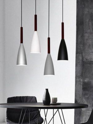 Nordic Minimalism Island Light