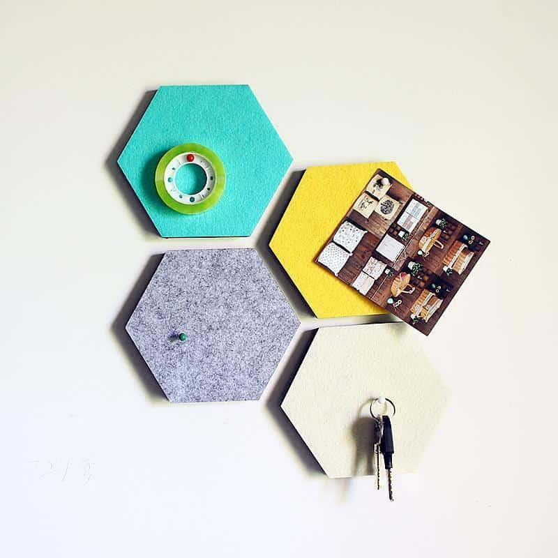 Hexa by Hero Nordic Organizer / Wall Sticker