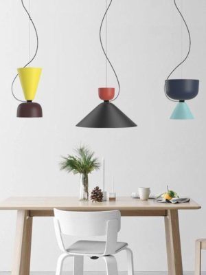 Ping Pong Pendant Lighting