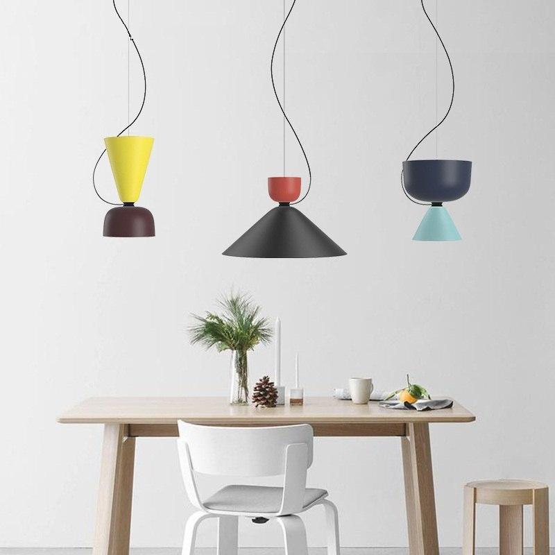 Ping Pong Pendant Lighting