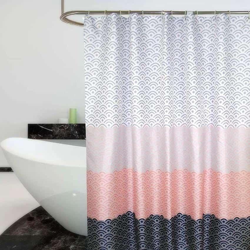 Ornament Antique Lux Shower Curtain Shower curtain