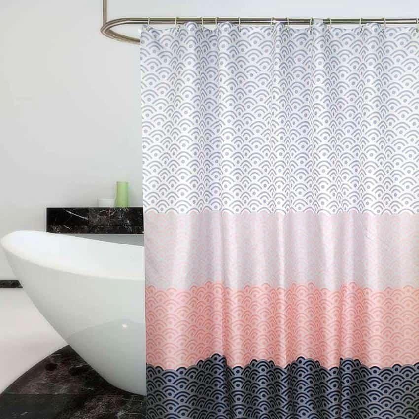 Ornament Antique Lux Shower Curtain