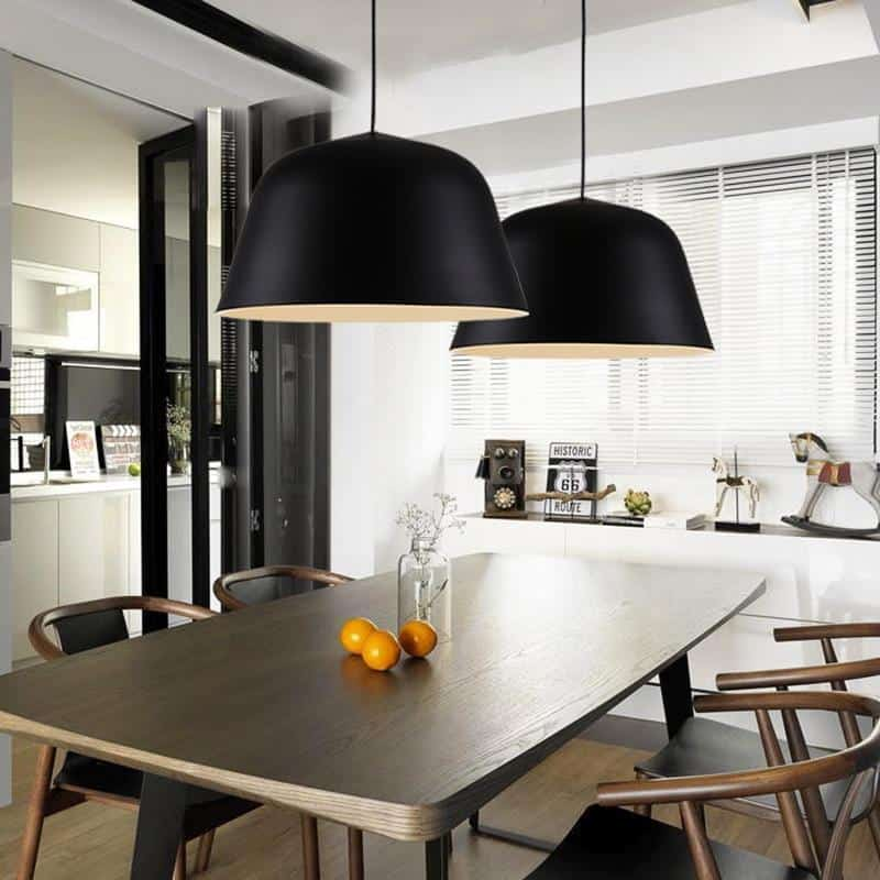 Nordic Malmö Chimney Pendant Lighting Pendant lighting