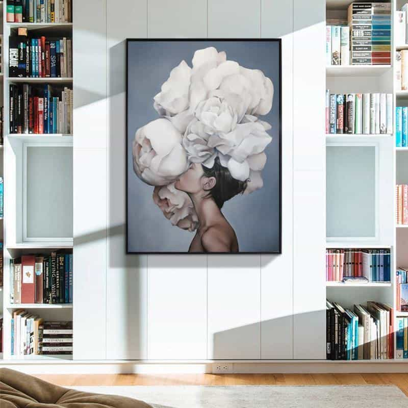 Merveille Impériale Canvas print - Wall Art