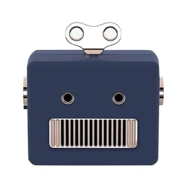 Little Genius Bluetooth Speaker Bluetooth Speaker Blue