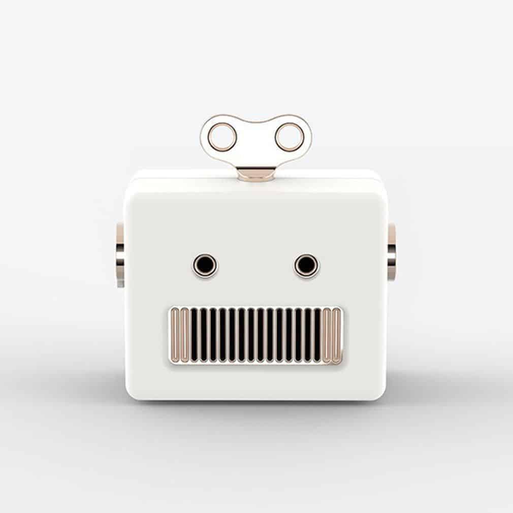 Little Genius Bluetooth Speaker Bluetooth Speaker White