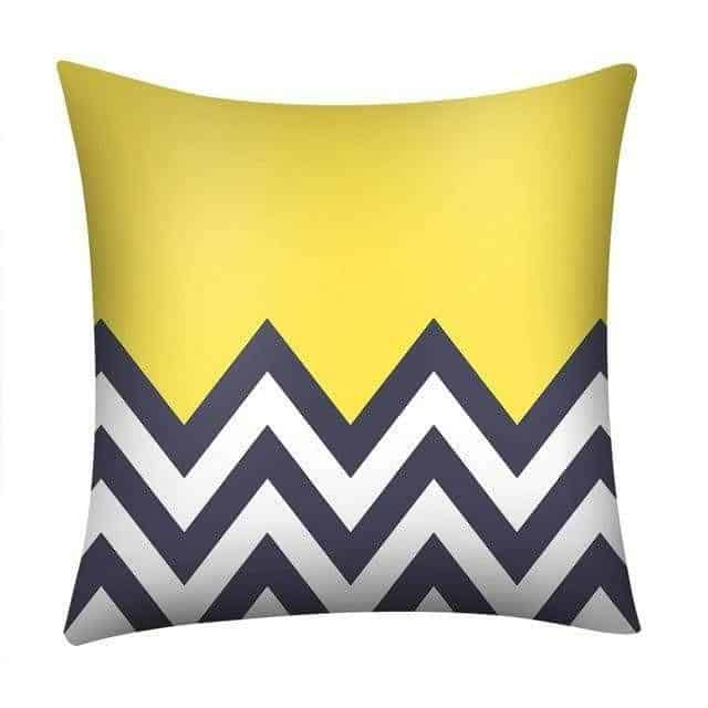 Lemonade Celiné Cushion