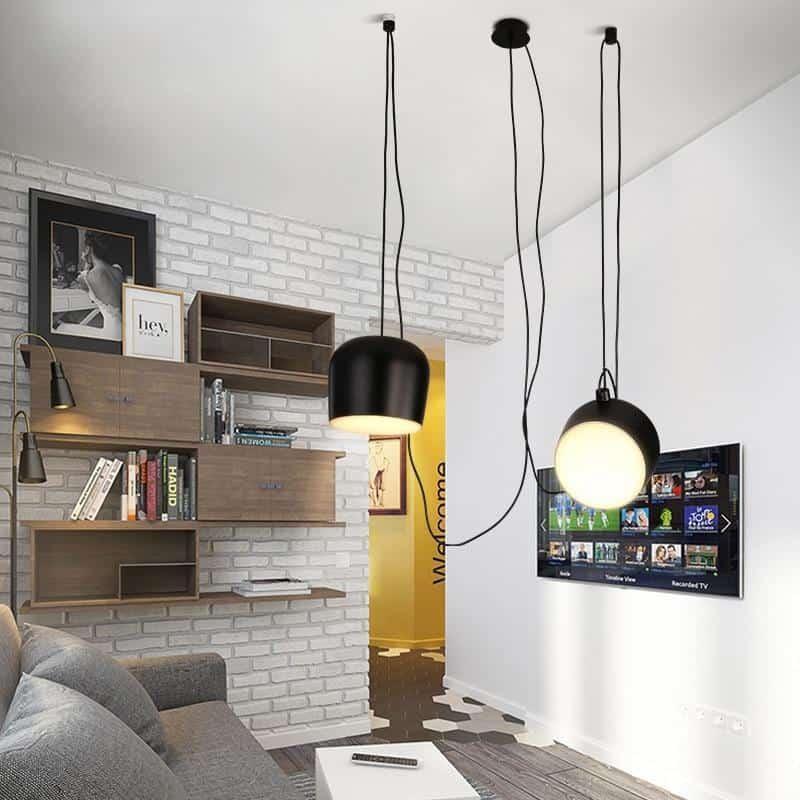 Hektor Drum Spot Pendant Lamp Pendant lighting