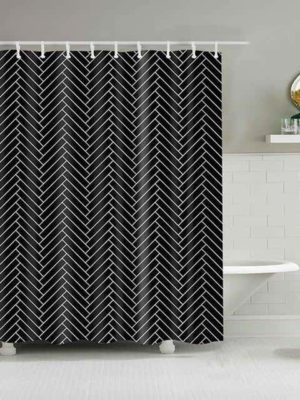 Collier Secret For Luxe Shower Curtain