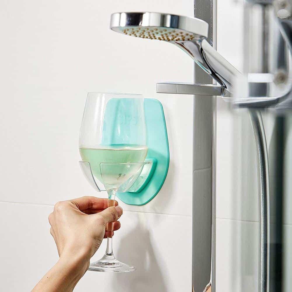 Bath & Wine Relax / Holder Wine holder