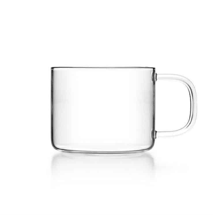 Yomoto Nathalie Glass Kettle 1200ml /4+1pcs unique and elegant Kettle 6 cups