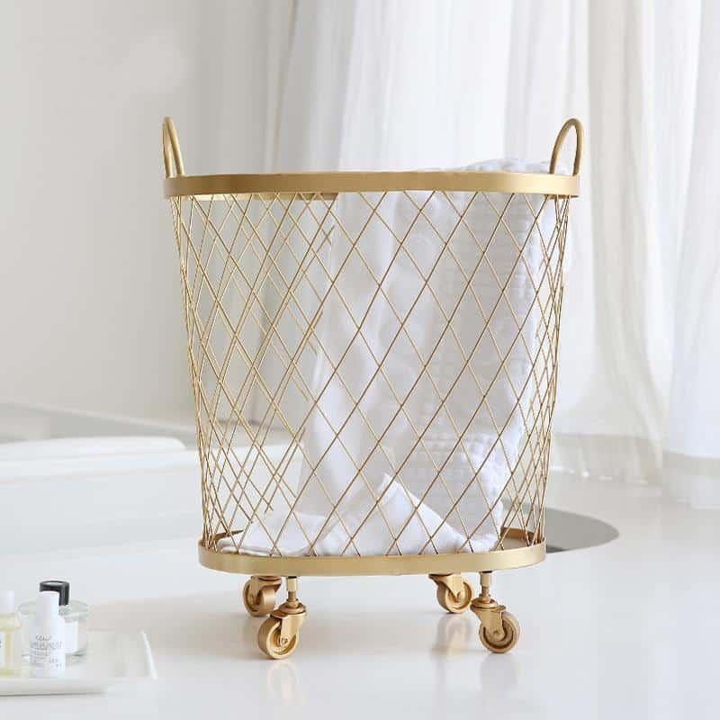 Frederick Vaux Industrial unique and elegant Basket