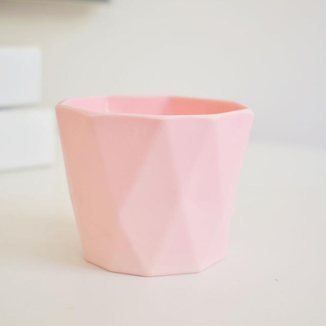 Little Hero by Jasmine Bergmann Vase Pink Butterfly