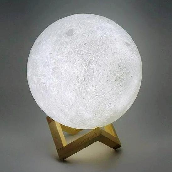 Moon & Mystery Table Lamp