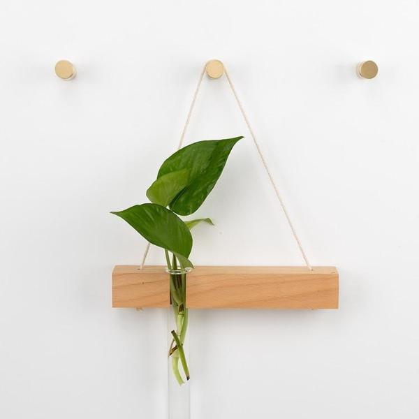 Adriel Geometry Brass Wall Hook