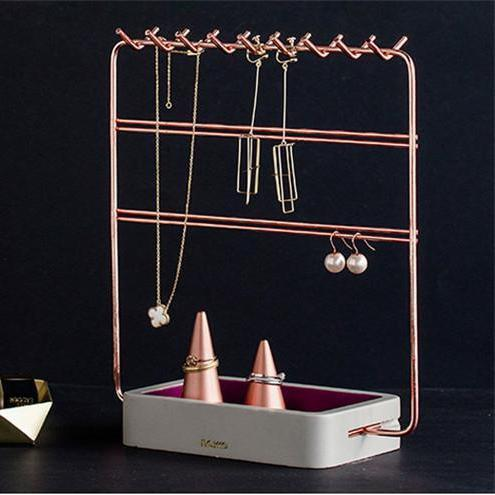 Velvet Wish by Ingrid Jewelry Organizer