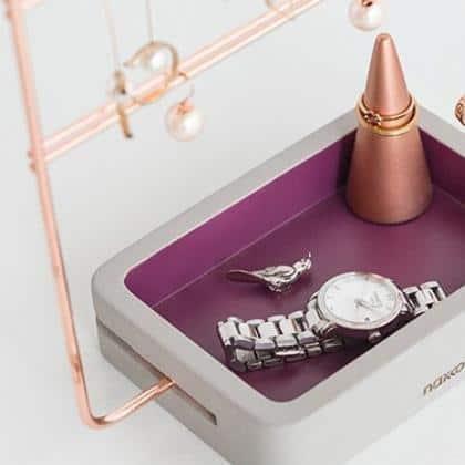Velvet Wish by Ingrid Jewelry Organizer unique and elegant Jewelry organizer