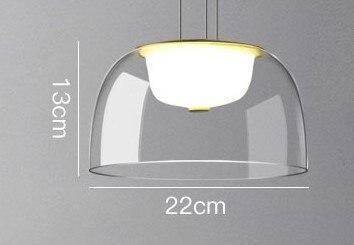Pure Lumination Pendant Light