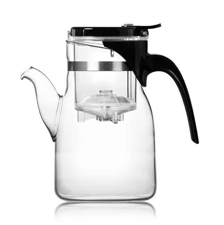 Yomoto Beatriz Glass Tea Set 900ml /4+1pcs