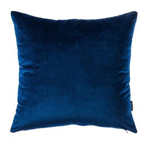 Peace Celiné Cushion Pillow Royal Blue / 30x50cm
