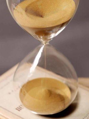 Evelina by Svärd Hourglass / 60min /24cm