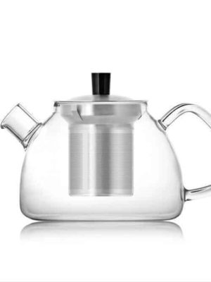 Yomoto Hiroi Glass Tea Set 900ml