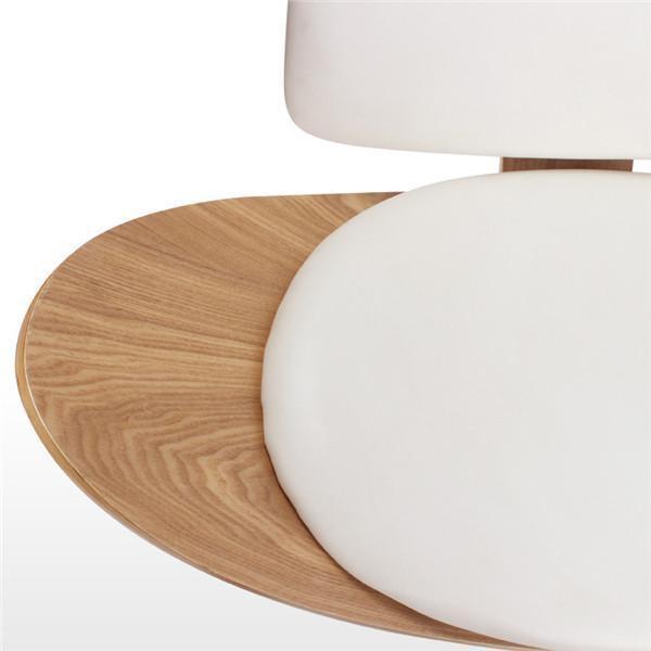 Lucetta Natural Chair / Legged Shell Chair