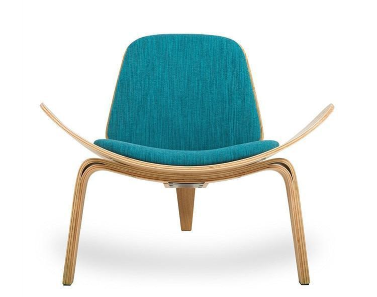 Lucetta Three by Hannes Malmström / Legged Shell Chair